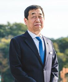 3代目社長 尾﨑 盛隆